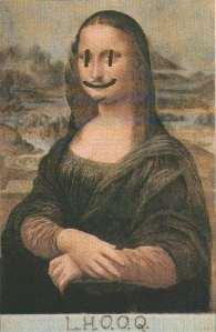 After Duchamp After Da Vinci