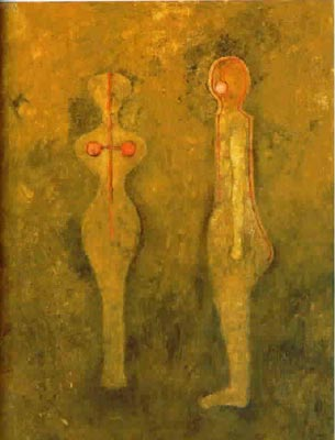 Man and Woman, 1972