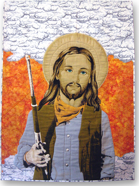 Jesus Get Your Gun - Shawn Quinlan