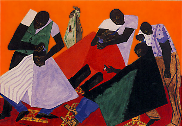 jacob lawrence story painter - photo #14