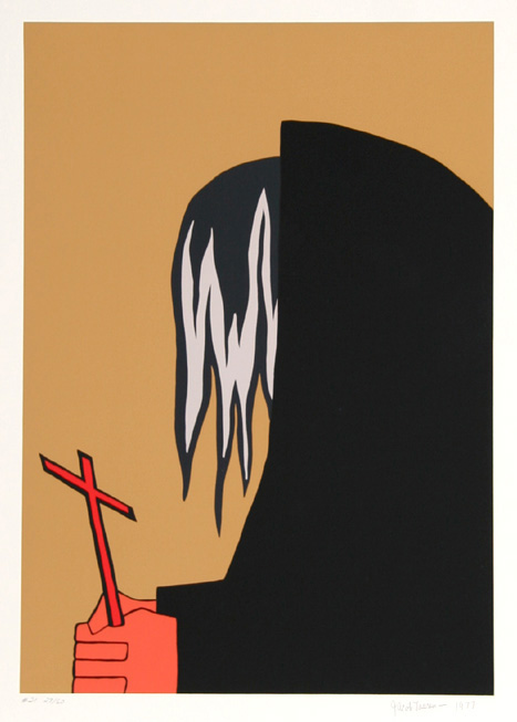 Jacob Lawrence, Legend of John Brown
