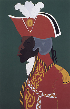 Jacob Lawrence, Toussaint