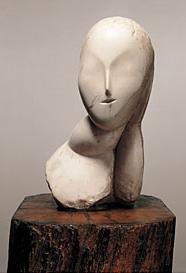 Brancusi The Muse
