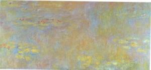 Monet Water Lilies 1916  200.7x426.7 cm