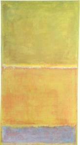 Rothko Untitled 1950-2 189x100.8 cm