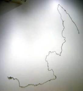 Columbia River (pushpins)