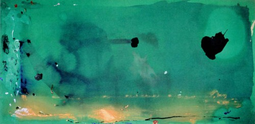 Frankenthaler Crossing 1983