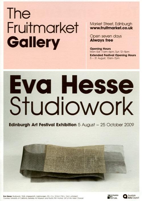Eva_Hesse_Studiowork_Flyer