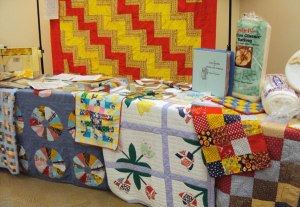Quilts from the 1970s – from http://blog.shopmartingale.com/quilting-sewing/four-decades-of-quilting-history/