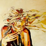 summer wind painting